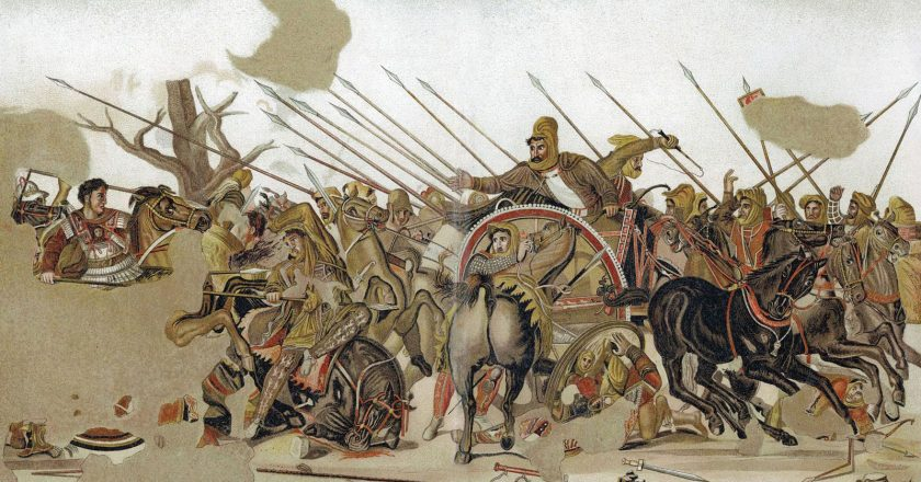 The Mysterious Death Of Alexander The Great
